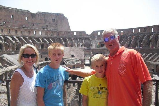 Skip-the-Lines Colosseum og Roman...