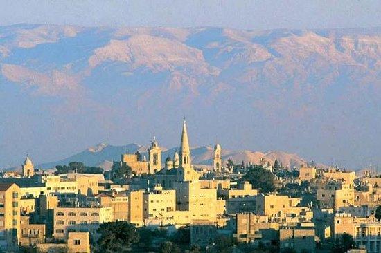 特拉维夫的耶路撒冷和伯利恒私人基督徒之旅