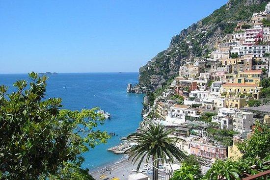 Half-Day Positiano and Amalfi Coast...