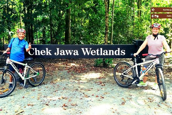 Half-Day Pulau Ubin Bike Tour from...
