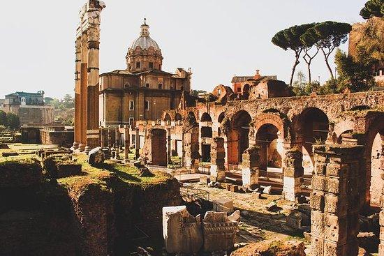 Colosseum og Forum Romanum: Hopp over...