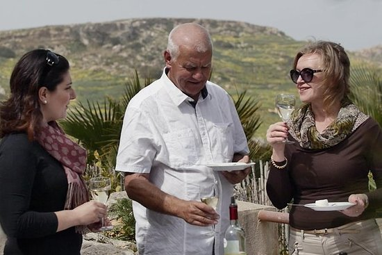 Malta Private Food and Wine Tour met ...