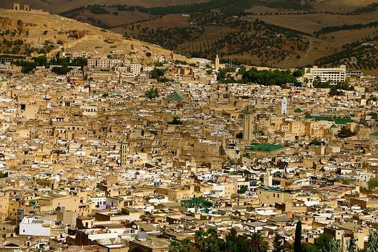Privat Guidet Full-Day Tour of Fez