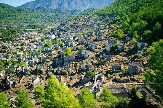 Privat Trekking Tour i Fethiye...