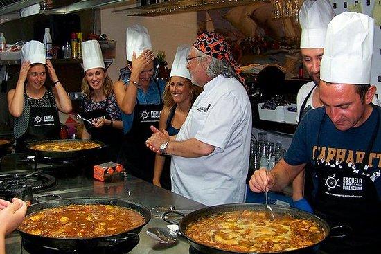 瓦伦西亚全景城市游览与肉菜饭烹饪课