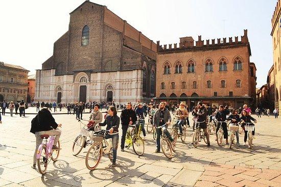 2-timers historisk sykkeltur i Bologna