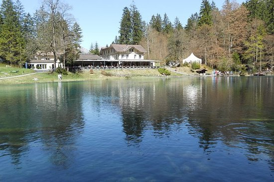 Private Thunersee und Blausee Tour ab...
