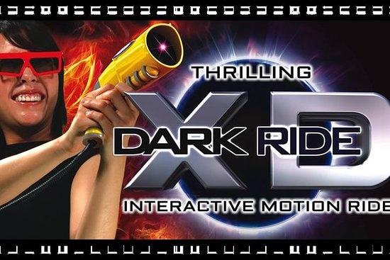 Simulateur de film Dark Ride