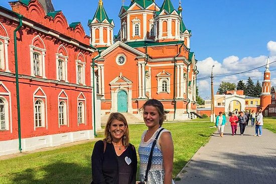 Visite privée: voyage à Serguiev...