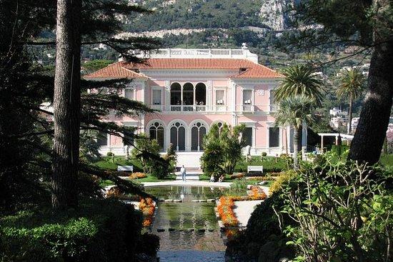 尼斯全日私人摩纳哥和法国里维埃拉乡村之旅