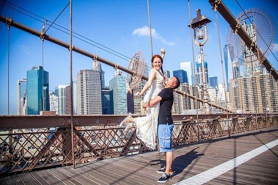 私人纽约城步行游与照片拍摄
