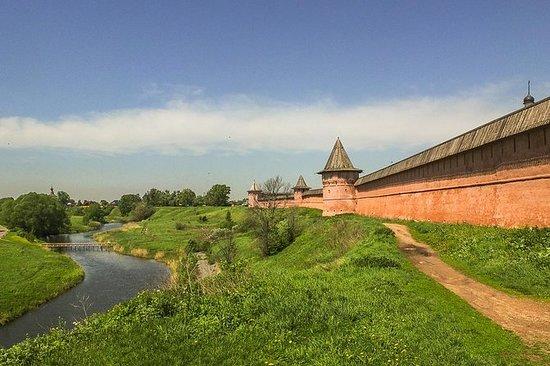 Dagstur til Suzdal og Vladimir med...