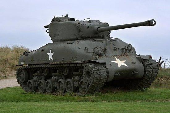 D-Day Normandie Landing Strender...