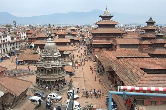 Private Day Tour: Patan en Bhaktapur ...