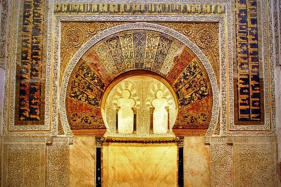 Cordoba Full Day City Tour med Mosque...