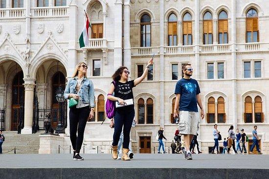 Film steder Tour i Budapest med en...