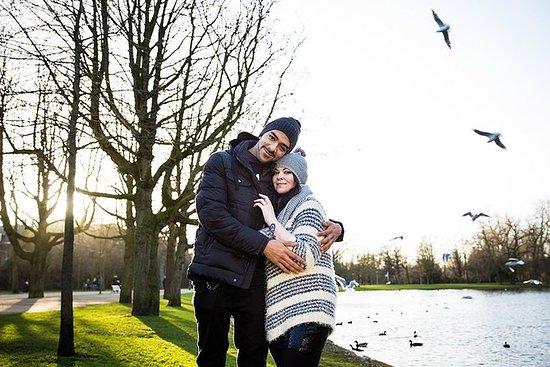 在哥本哈根定制樂趣和私人照片拍攝