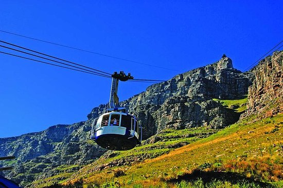 Cape Town Guided City Day Tour