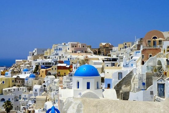 Full-Day Santorini Island Trip from...