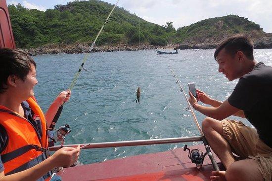 Croisière de pêche d'une journée à...