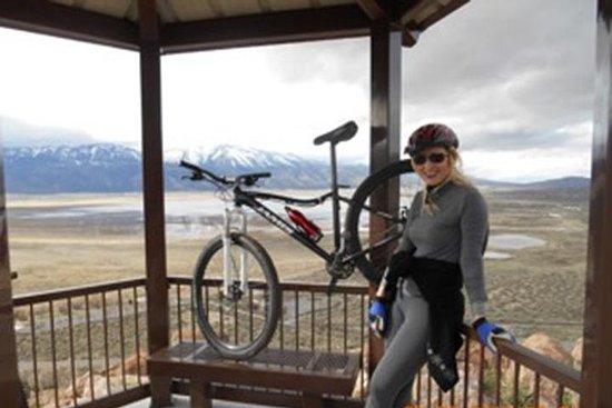 Passeios de bicicleta de aventura de...
