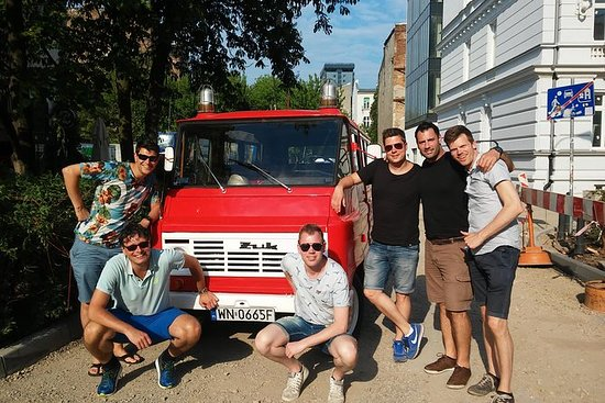 Warsaw Food Tour off the beaten path...
