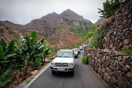 La Gomera jeep 4x4 tour au départ de...