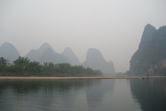 Private Li River Tagestour inklusive...
