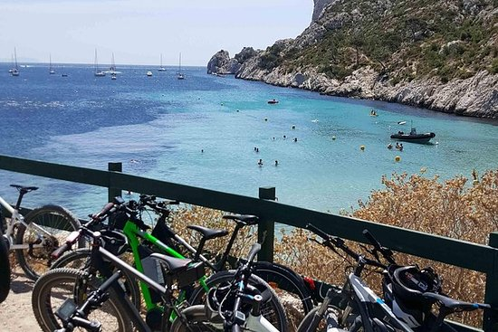 Calanques Trilogy Electric Bike Tour ...