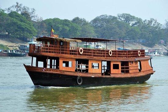 Croisière de Bagan à Mandalay avec...