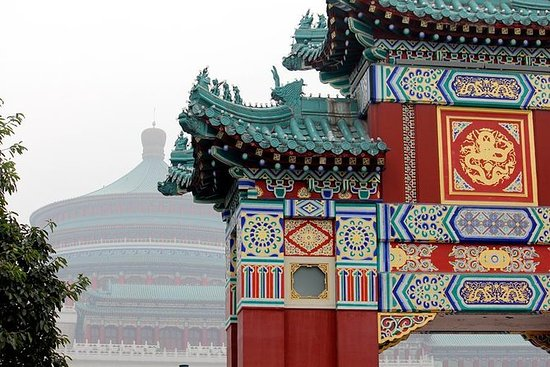 1 Day Private Tour of Chongqing...