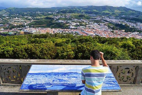 Full dag Terceira Island Høydepunkter...