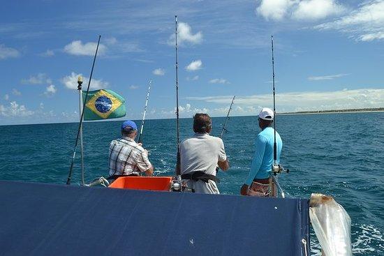 Tour Privado de Pesca no Mar Profundo...