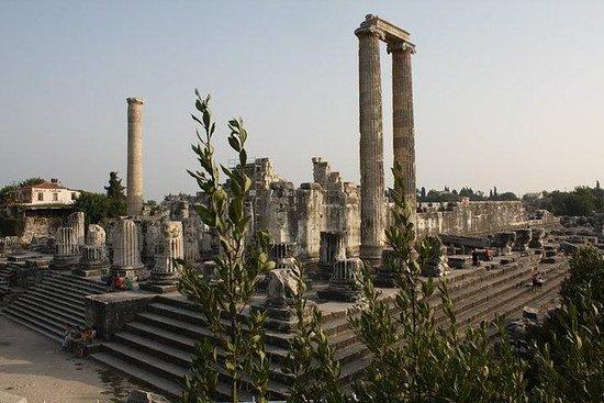 Visite privée d'Ephesus Miletus...