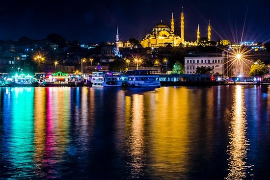 All Inclusive Bosporus Dinner Cruise...