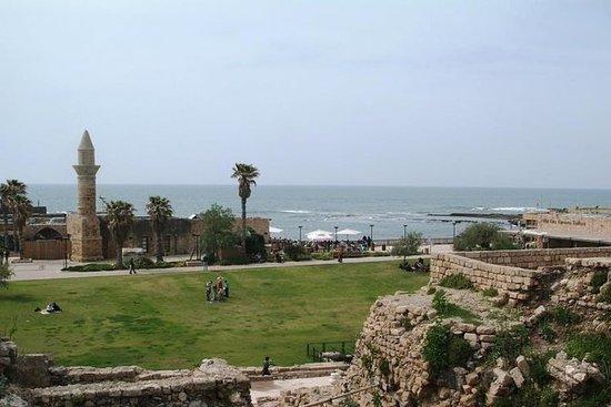 Tour privato di Caesarea e Haifa da