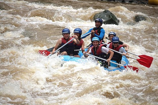 Full-Day Padas River White Water...