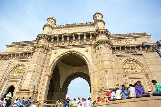 Excursión por la costa de Mumbai...