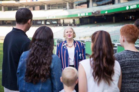 Melbourne Cricket Ground (MCG) Tour