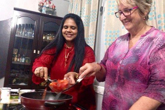 Privat matlagingskurs i Mumbai