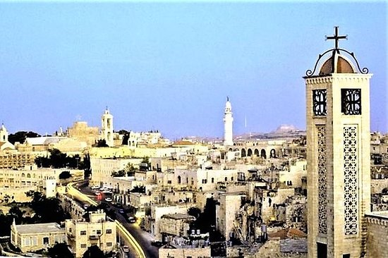 Jérusalem et Bethléem Visite privée...