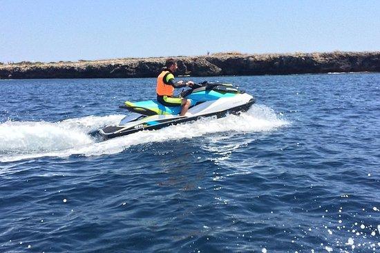 Paseo en Jetski de Menorca