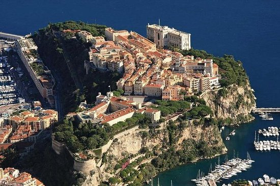 Full-Day Private Antibes, Eze, and...