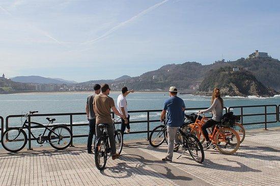 San Sebastian Stadtradtour