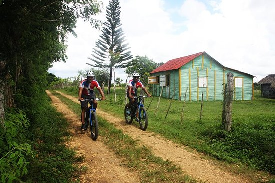 Punta Cana Mountain E-Bike Tour