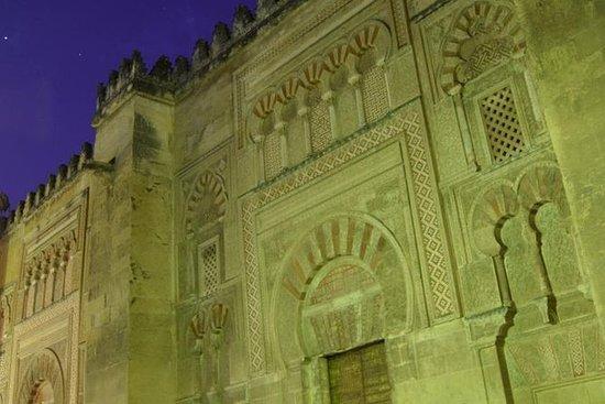 Excursão de Córdoba à noite