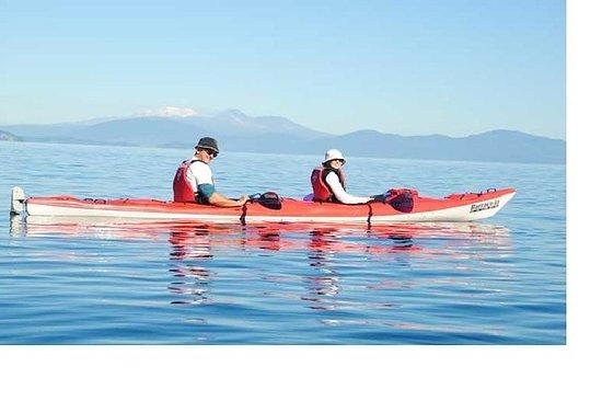 Kayak de medio día a las tallas...