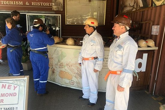 Half-Day Cullinan Diamond Mine Tour...