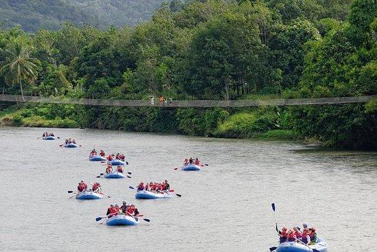 Half-Day Kiulu White-Water Rafting...