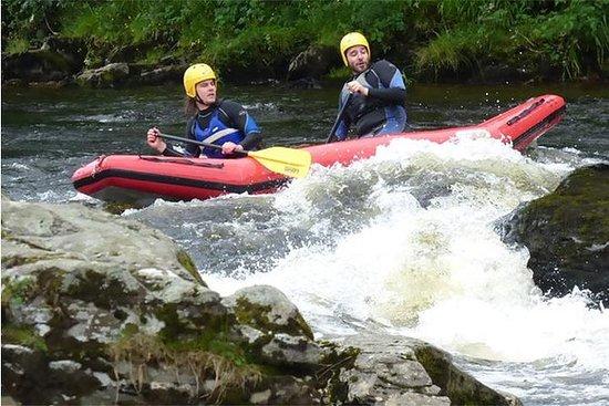 Rafting på elven Tay i 2-person River...